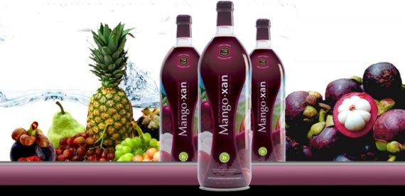 Mangoxan Fruit Juice is Loaded with Anti-Inflammatory Properties