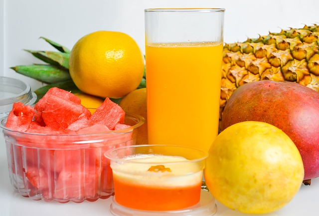 Fruit Juice Supplements can Provide our Body all the Essential Nutrients