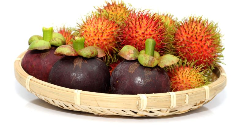 Mangosteen Fruit Juices