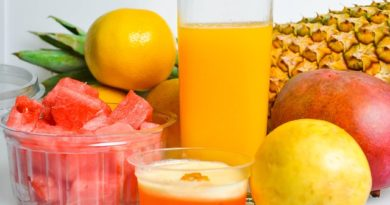 Is Your Healthy Fruit Juice Really Healthy?