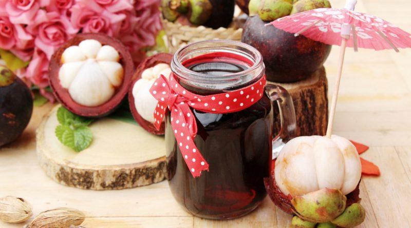 Mangosteen Juice Anti-aging Properties