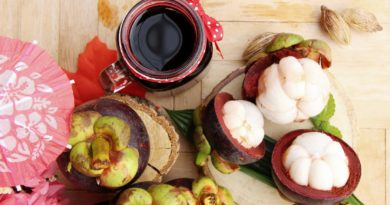 The Science Behind the Widely Known Benefits of Mangosteen Juice